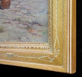 Paxson Frame Detail