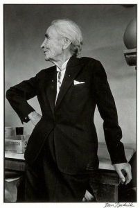 Dan Budnik Georgia O'Keeffe, Potting Shed II, 16 x 20 format, image size, 16 x 10.75 inches, Silver gelatin Print $6000.00