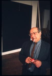 Mark Rothko, 1458 First Avenue studio, New York, 1964