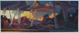 Veils of Time, Archival Pigment Print, 27.5 x 68.5 Artist proof $3,400.00