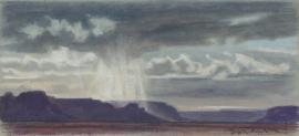 Ed Mell Desert Downpour 8.5x19 $5,000.00