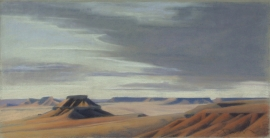Ed Mell Lone Mesa 12x24 $6,100.00