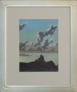 Ed Mell Picacho Peak, Arizona 14 x 10.5 $4,900.00