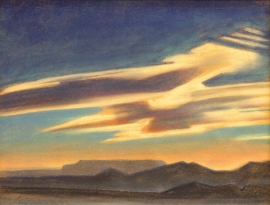 Ed Mell Untitled 12x15.75 $5,200.00