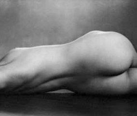Edward Weston Nude 1925 40N Sold