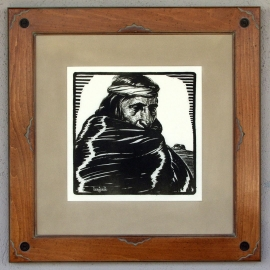 Hopi Custom frame design