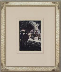 The Dance 1920s Lon Megargee
