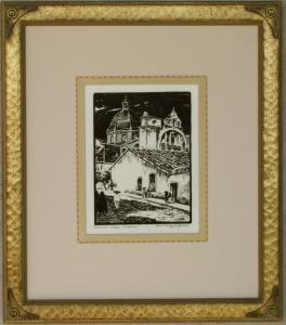 Cuernavaca ca. 1920s Lon Megargee