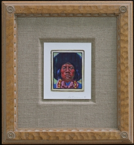 Lon Megargee Archival Pigment Print, 2.5 x 1.5 inches