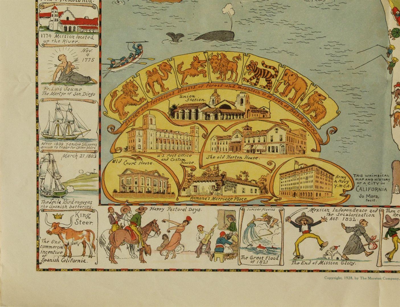 Joseph Jacinto Mora Collier Gallery Ltd - Jo mora los angeles map