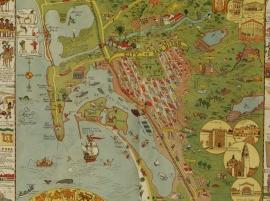 San Diego Map Detail 1
