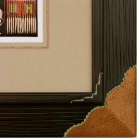 Frame & Mat Detail