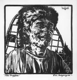 Trapper Lon Megargee