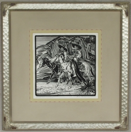 Three Horsemen Lon Megargee