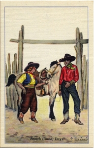 5 Ranch(Dude) Days