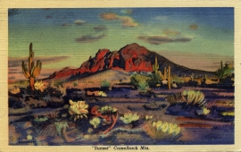 17 Sunset Camelback Mountain
