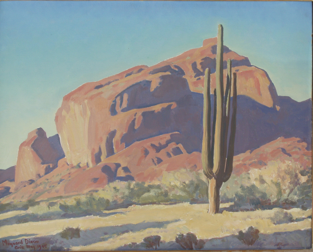 Maynard Dixon Collier Gallery Ltd