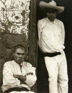 5. Men of Santa Anna - Michoacan