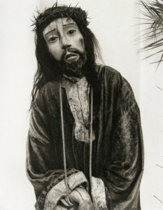 17. Cristo with Thorns - Huexotla