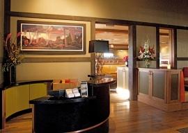 Custom Lamp Black Angus Steakhouse Scottsdale Arizona