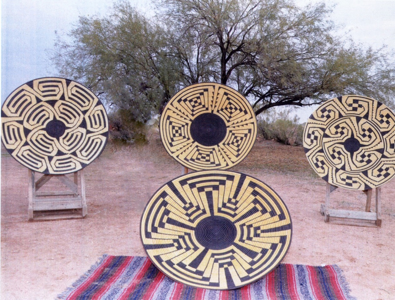 Pima Tribe Arts And Crafts