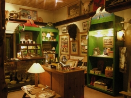 Casa de Cowboy Showroom, Miami, Arizona