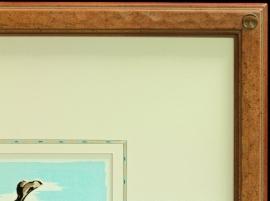 Maynard Dixon - Detail 2 - Framing