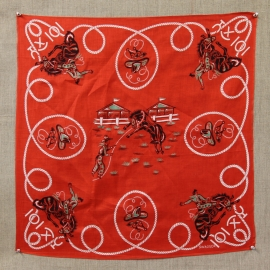 MINT SWAGGER BANDANA, RED Inquire about the many others we have