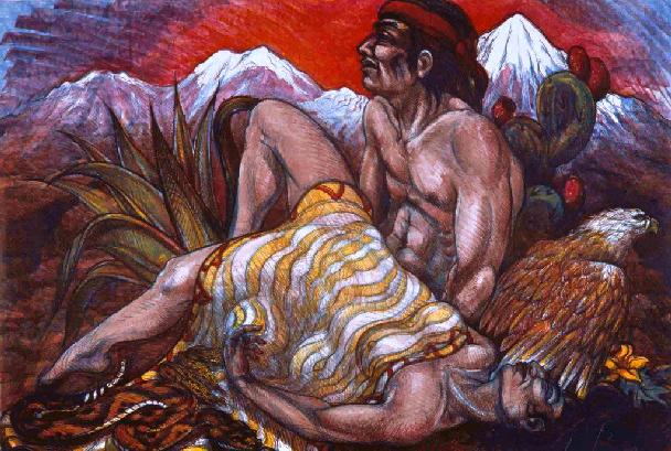 Luis Jiménez – Southwest Pieta